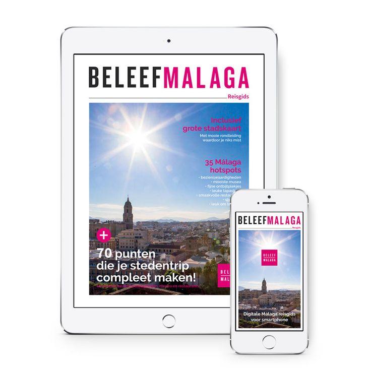 Onmisbaar tijdens een stedentrip naar Málaga! Alle informatie voorje bezoek aan Málaga, met unieke inside tips, zit in deze reisgids. #Malaga #Andalusie #travel