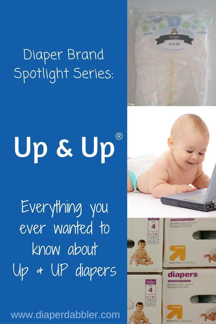 Diaper Brand Spotlight Series Up Up Diaper Brands New Baby