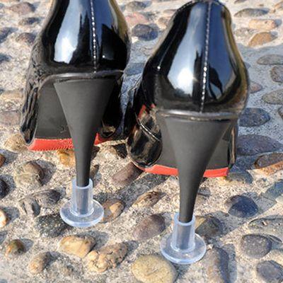 15 paires femmes chaussures talon échec protecteur effacer ronde Dia 10 mm dames de talons hauts protecteurs avec sac cadeau livraison gratuite dans Kit d'entretien de chaussure de Chaussures sur AliExpress.com   Alibaba Group