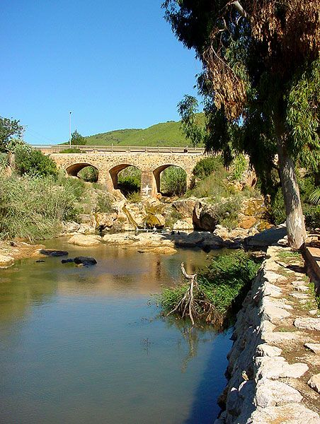 El Pont Vell (puente viejo) de Santa Eulària