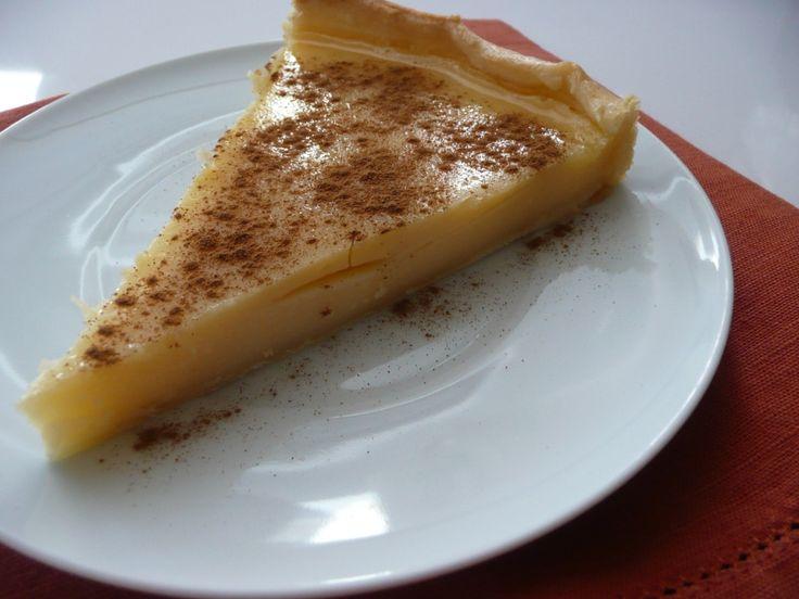 Tarte de pastel de nata