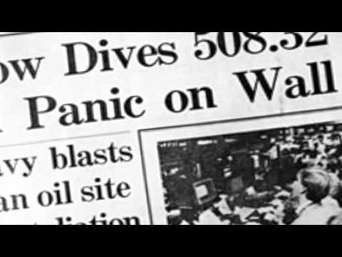 Remembering the stock market crash of 1987