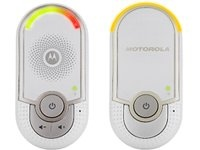 Motorola 188600 MBP8 Digitales Babyphone bis zu 300 m Reichweite mit Nachtlicht am Sender
