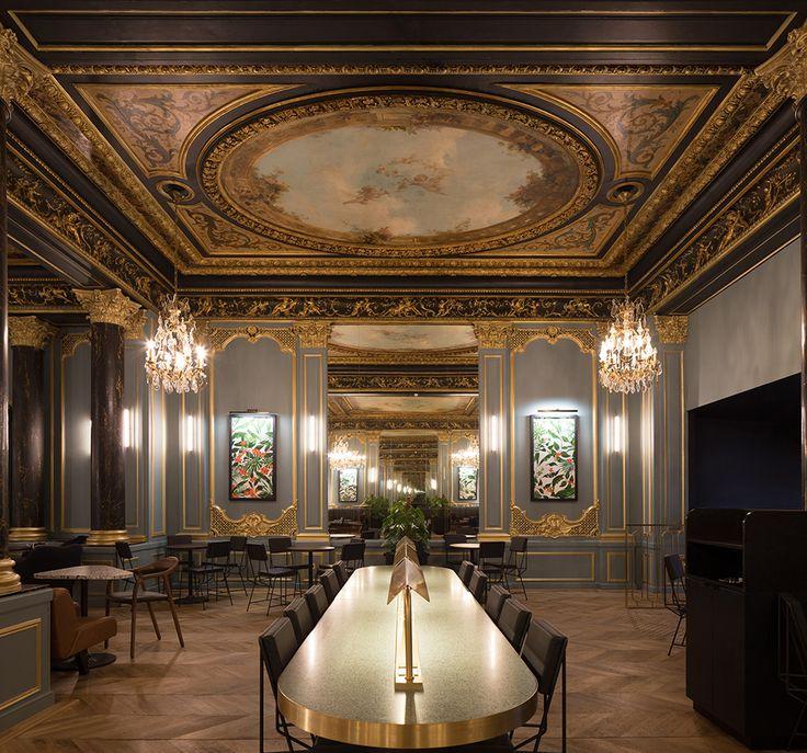 11 stunning Starbucks stores around the world | 1912 Pike. #starbucks #travel