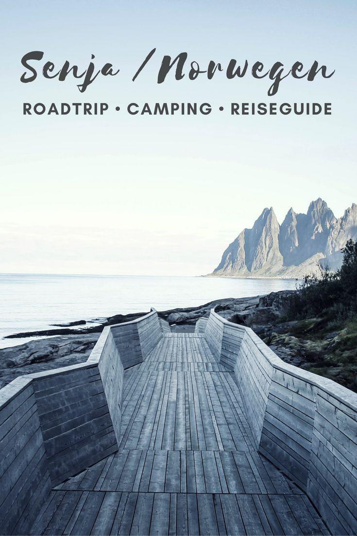 Senja, die kleine Schwester der Lofoten. Mit Tipps und Highlights für einen Roadtrip, verpackt in einem kleinen Reiseguide.