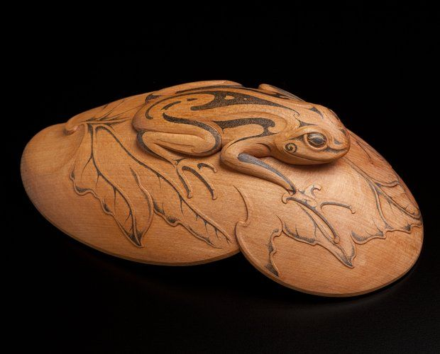 Best images about a carvings amphibians reptile on