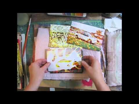 """how to make a 'vellum"""" paper from a regular printerpaper."""