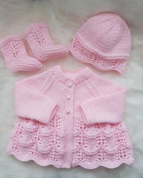 99085785da3d Isabella Baby Cardigan