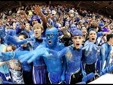 Best College Basketball Chants of All-Time! - YouTube