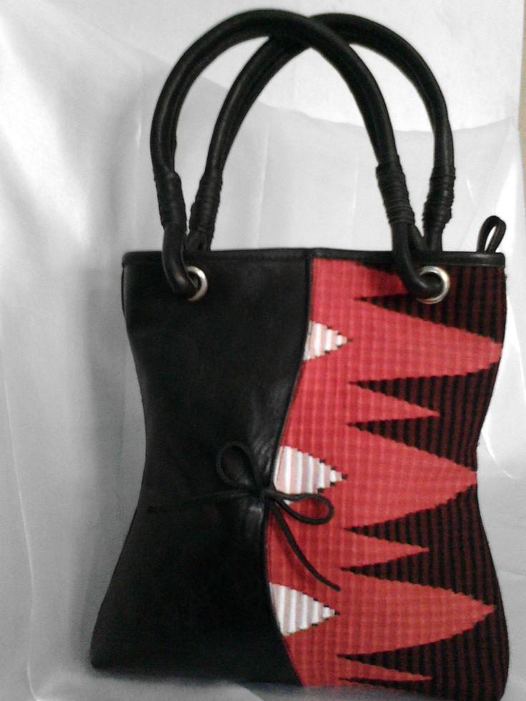 Bag (bag made from bali traditional cloth, Rangrang)