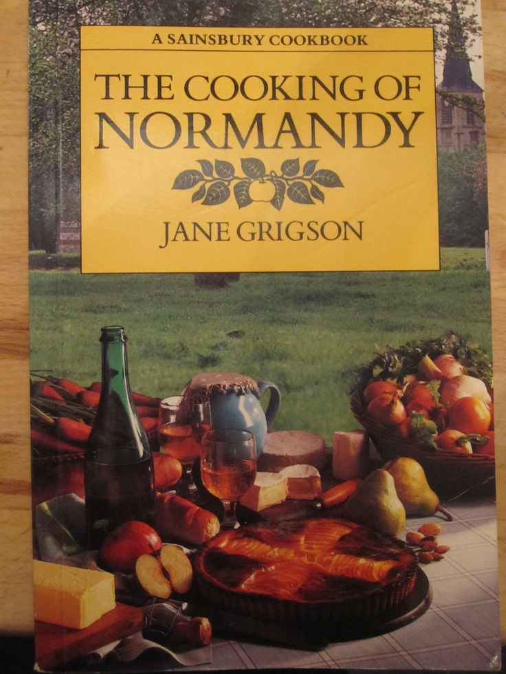 The Cooking of Normandy, Jane Grigson