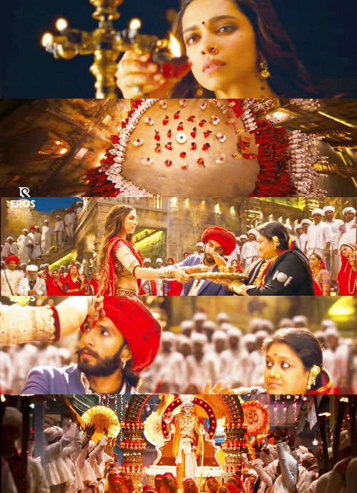 Ram Leela- Sanjay Leela Bhansali creates magic on the sets!