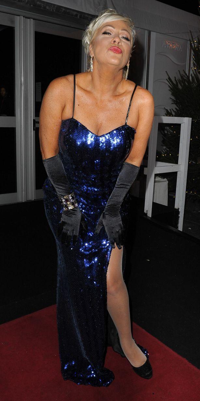 Former Coronation Street Star Denise Welch Brings Motown Magic To Old Trafford