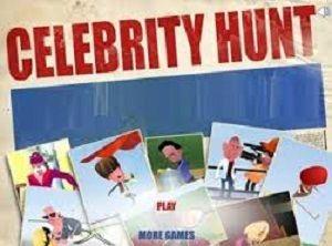 Celebrity Hunt - Free online games at Agame.com