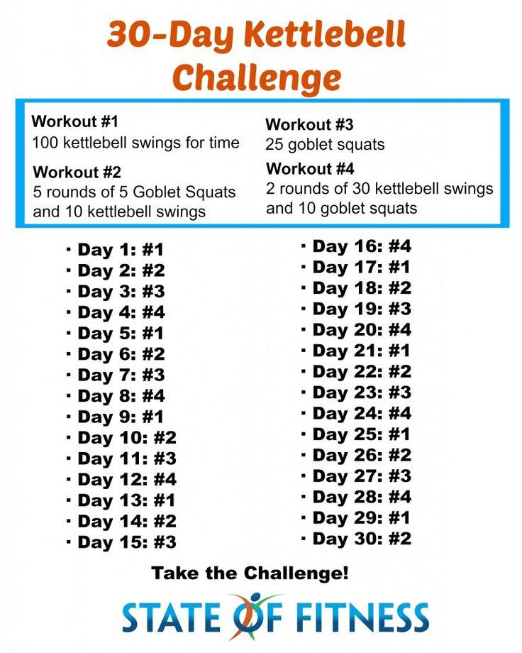 Full Body Kettlebell Workout For Beginners: Best 25+ Kettlebell Weights Ideas On Pinterest