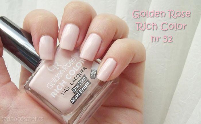 Golden Rose Rich Color nr 52