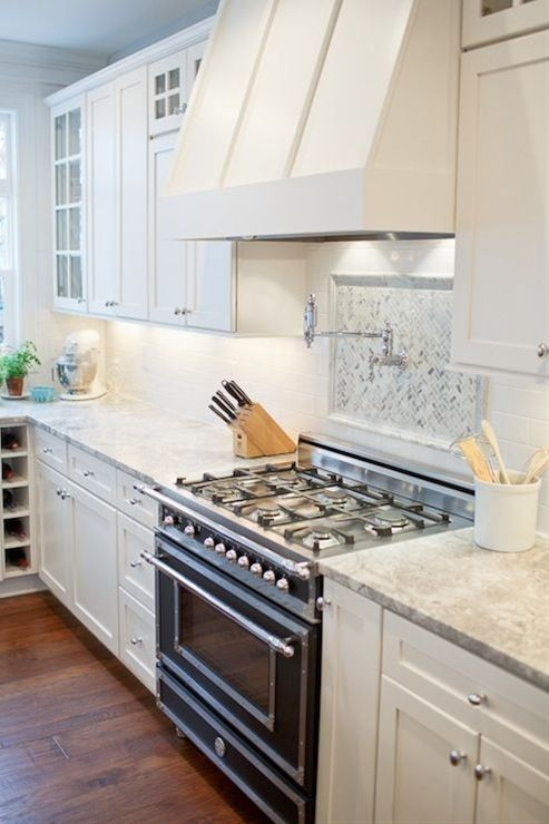 Elegant White Kitchen Cabinets: 25+ Best Ideas About Contemporary Pot Fillers On Pinterest