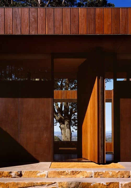 andrew maynard / mt macedon house