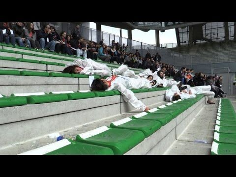 France stages chemical attack exercise at Euro 2016 venue