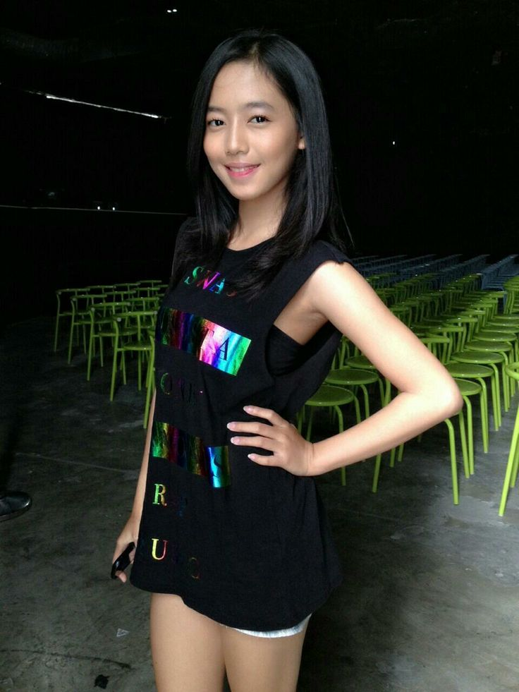 Dena Siti Rohyati.JKT48 trainee.15 March 1997