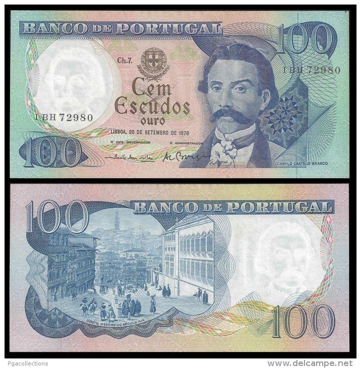 100 Escudos 1978 O antigo dinheiro portugues antes do Euro (Old portuguese many before the Euro)
