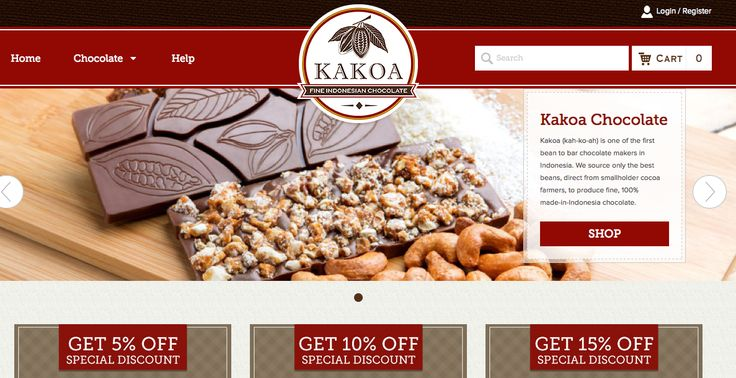 http://shop.kakoachocolate.com/ Buy chocolate from fairly traded Indonesian Chocolate farmer.