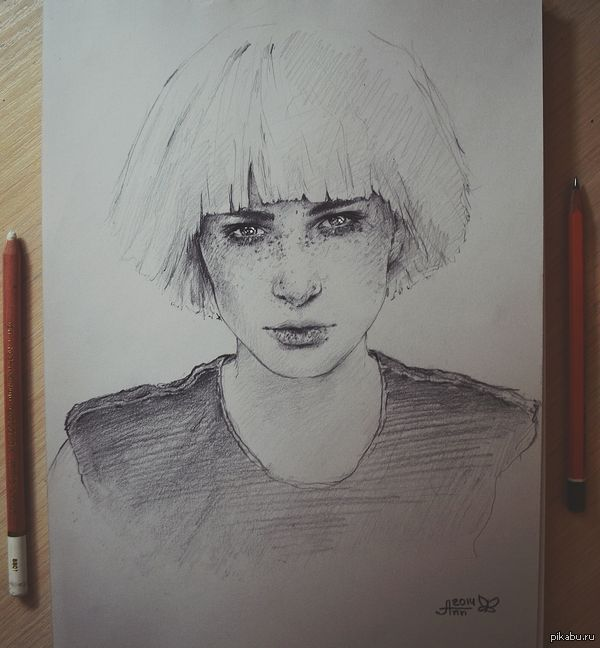 портрет: