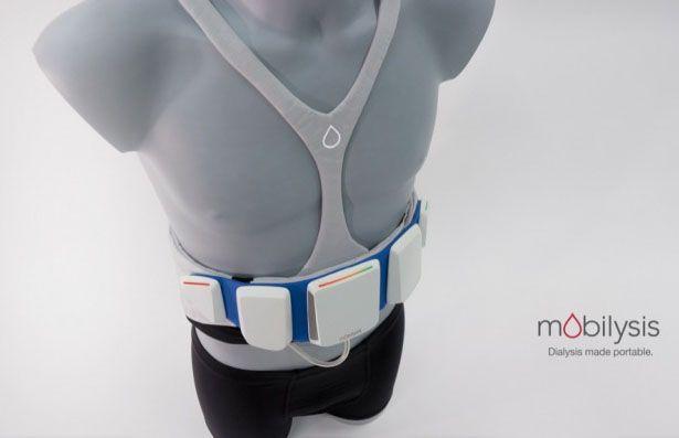 Mobilysis Portable Dialysis Machine Concept - #dialysis