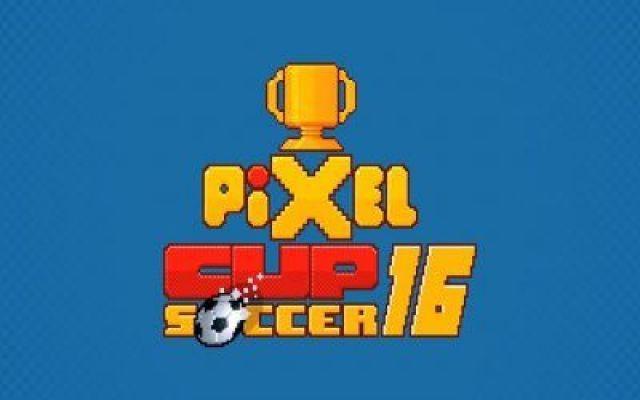 Ricordate il gioco Mexico 86? Ecco Pixel Cup Soccer 16 per iOS e Android #pixel #art #retrogame