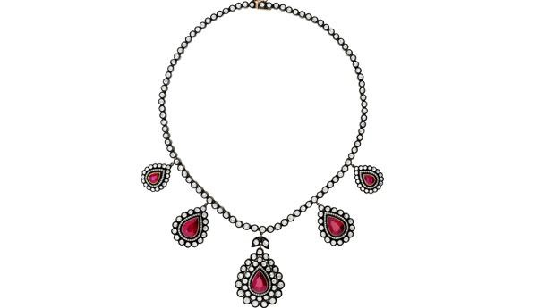 necklace Hatice Sultan