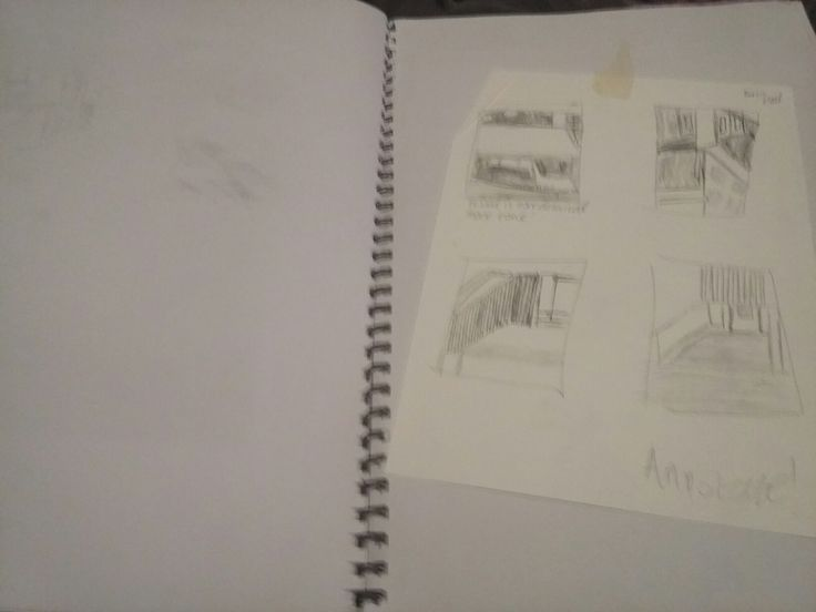 Sketchbook page 12-13