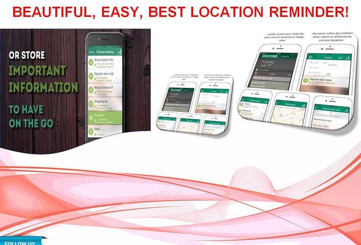 https://flic.kr/p/Kch6hY | Smart Reminder App for iPhone - RemindMeAt | Follow Us On : www.facebook.com/RemindMeAt   Follow Us On : twitter.com/RemindMeAtApp   Follow Us On : www.instagram.com/remindmeat/   Follow Us On : www.youtube.com/watch?v=ShZ3lSsd7RM