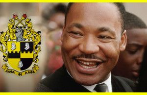 Dr. Martin Luther King Jr.'s Line Brother Opens Up About Pledging Alpha Phi Alpha With King