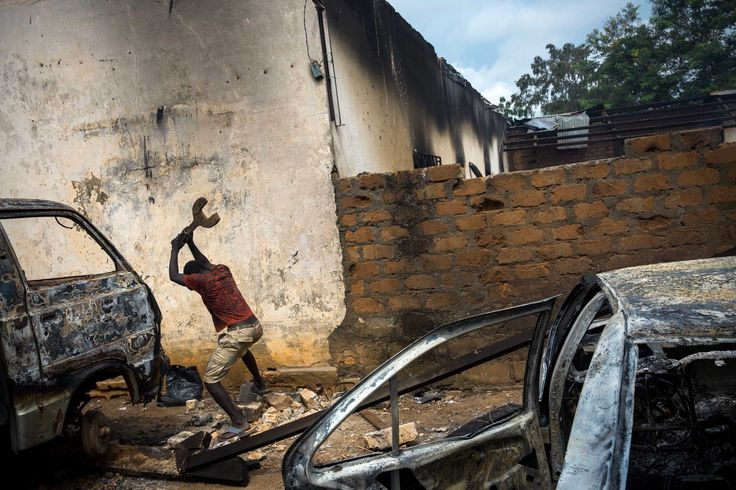 Back and Forth in Central African Republic's Unholy War