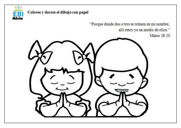 56 best Oracion images on Pinterest   Activities for kids, Eid ...