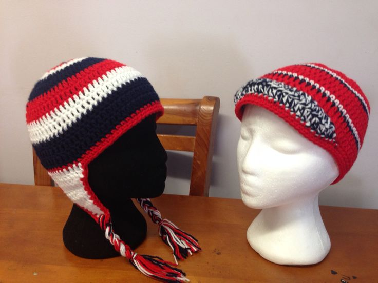 Football supporters beanies