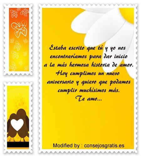 textos de aniversario para whatsapp,dedicatorias de aniversario:http://www.consejosgratis.es/frases-de-aniversario-para-mi-novia/