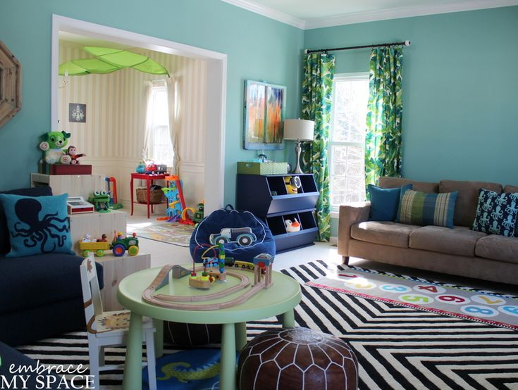 608 Best Playroom Images On Pinterest | Playroom Ideas, Kid Playroom And  Playroom Decor Part 95