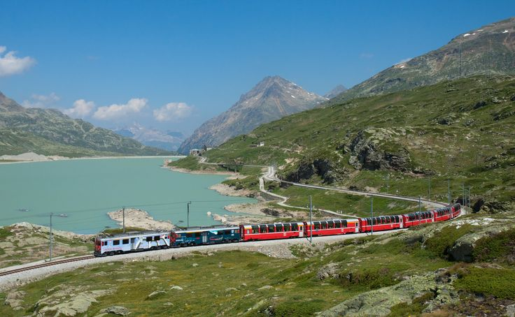 bernina express - Google Search