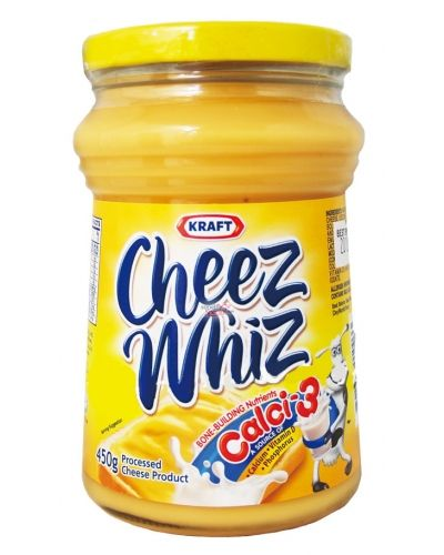 Du 1 au 7 janvier 2015 chez Maxi, la préparation fondu du fromage Kraft Cheez Whiz (450g) est en spécial à 2pour 5.44$ (2.72$/ch), et avec le coupon rabais à imprimer de 1$ (websaver.ca), ou sur le site deKraftcanada.ca, le produit vous revient à 1,99$ seulement.