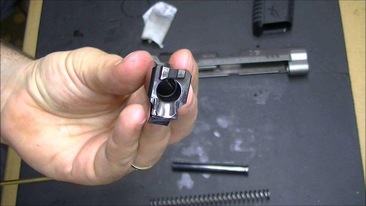Springfield Armory XDm 9mm Field Strip - YouTube