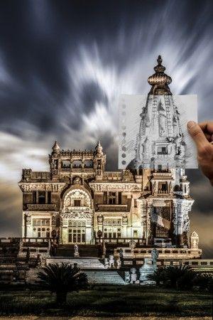 Paron Palace Cairo by Karim Aboukelila