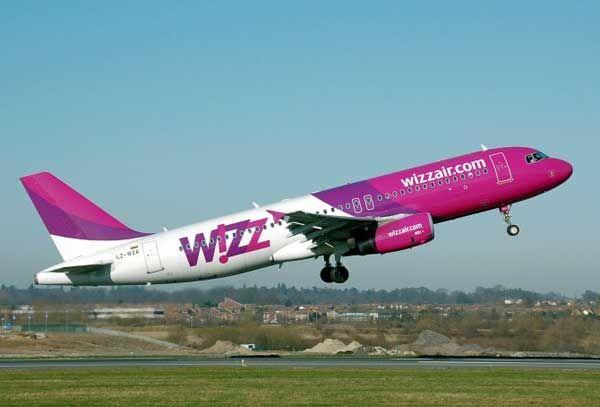 Wizzair a anunțat încă 3 noi rute din Aeroportul Craiova către Marea Britanie, Germania și Spania