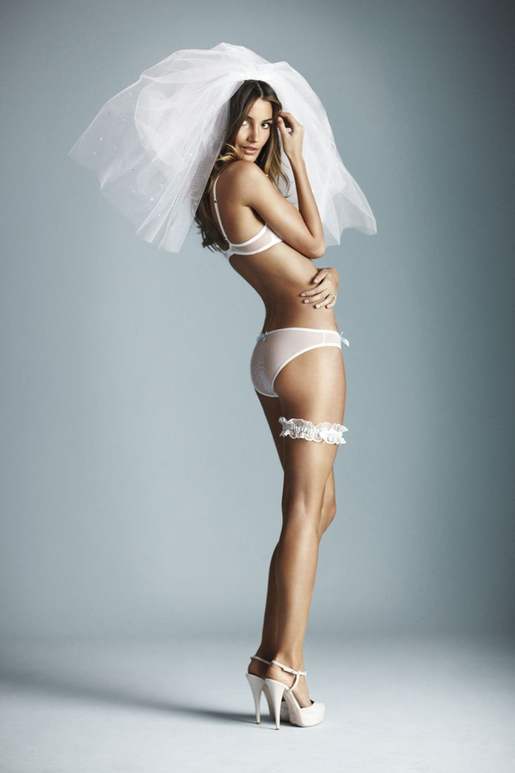 Sexy Little Bride (Victoria's Secret)