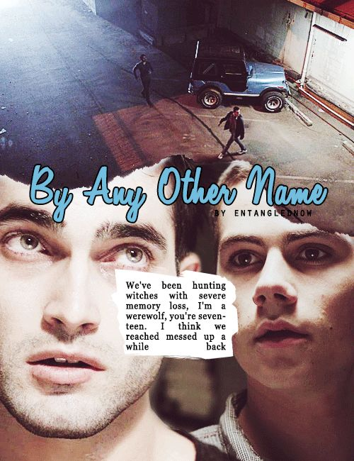 The Sterek Library — Top 25 Sterek Fanfiction ↳By Any Other... ---just future reference. *thumbs up*