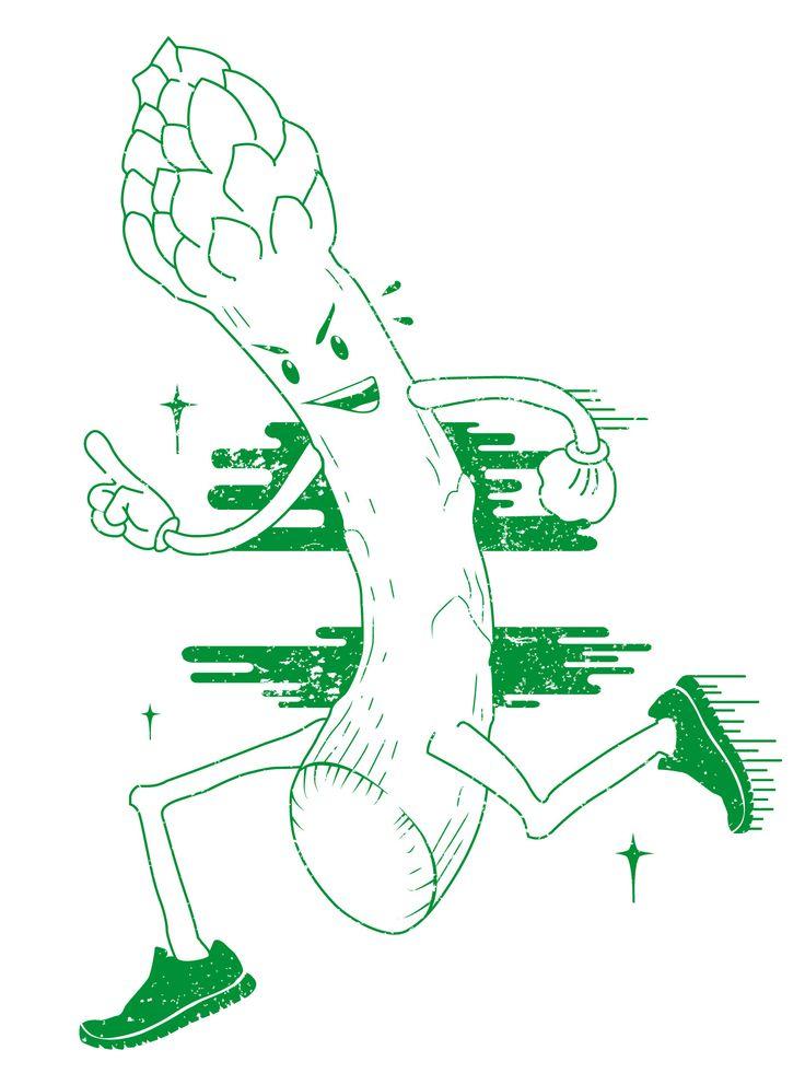 Esparrago/ asparagus Wild STD 2k15