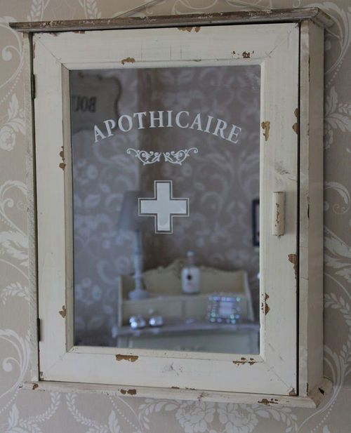 Vintage Medicine Cabinet With The Etching Products Available Today This Would Be A Piece