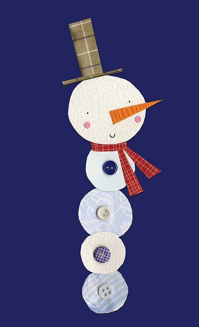 snowman-1 by Stella Baggott kuinka vanha olet,niin niin monta palloa .Tai mikäsinun nimesi on ? kirjaimet palloihin:))