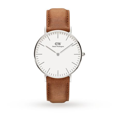 £89 - For Him - Daniel Wellington Men's Classic 36mm Durham Watch - DW00100112