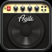 AmpKit  By Agile Partners    AmpKit transforms your iPad, iPhone, or iPod touch into a powerful guitar amp & effects studio! Just attach your electric guitar or bass using an interface like Peavey AmpKit LiNK & rock out!